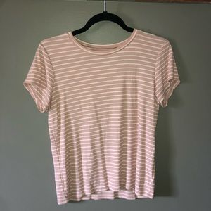 AE Soft & Sexy Striped Baby Tee